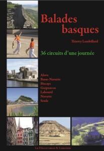 """Couverture du guide """"Balades Basques"""""""