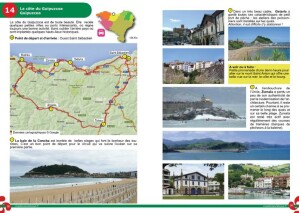 "Guide ""Balades Basques"" - Exemple circuit"
