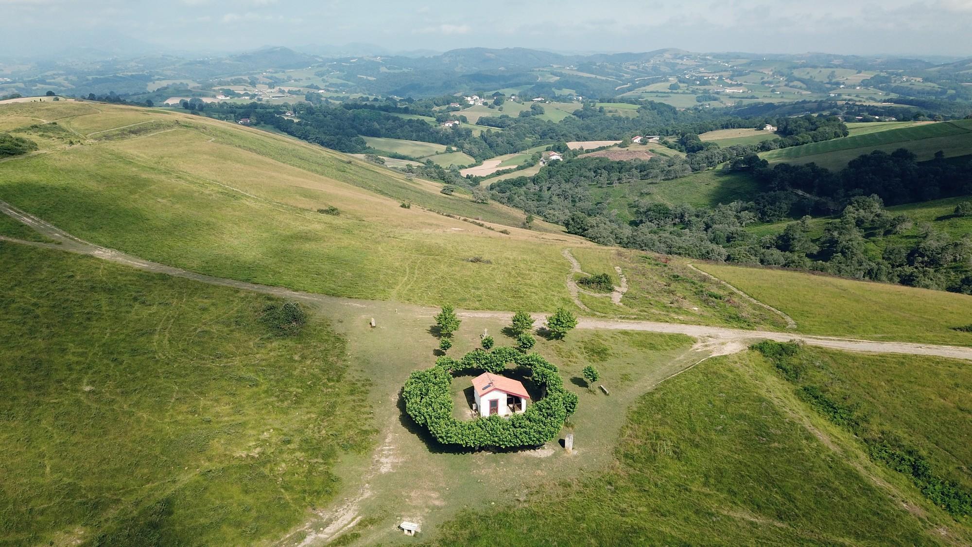 La chapelle de Soyarza - Pays Basque
