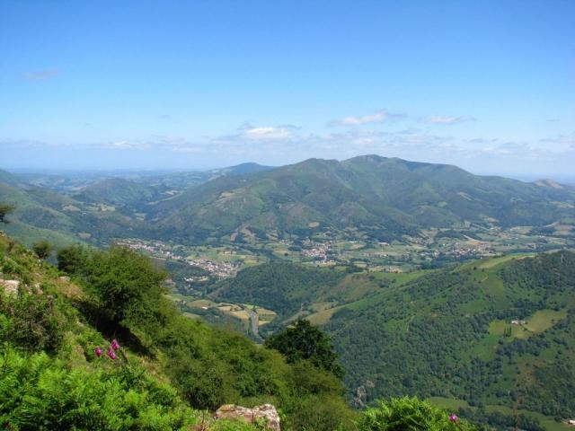 Randonnée du Jara - Pays Basque