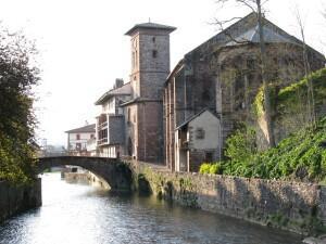 Notre Dame du Bout du Pont - Saint Jean Pied de Port - Pays Basque