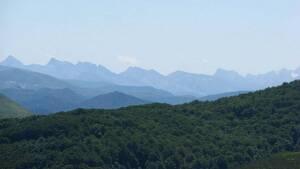La randonnée de l'Urculu - Pays Basque