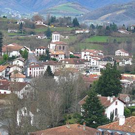 Villes et hameaux - Pays Basque