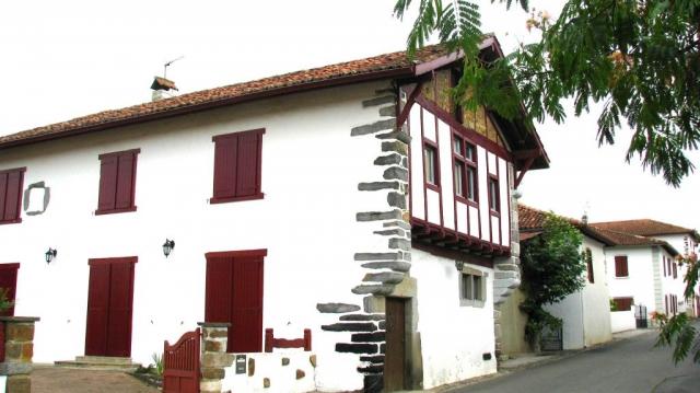 Garris - Basse Navarre - Pays Basque - coupdecoeurbasque.fr