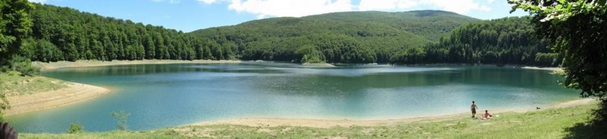 Le lac d'Irabia - Navarre