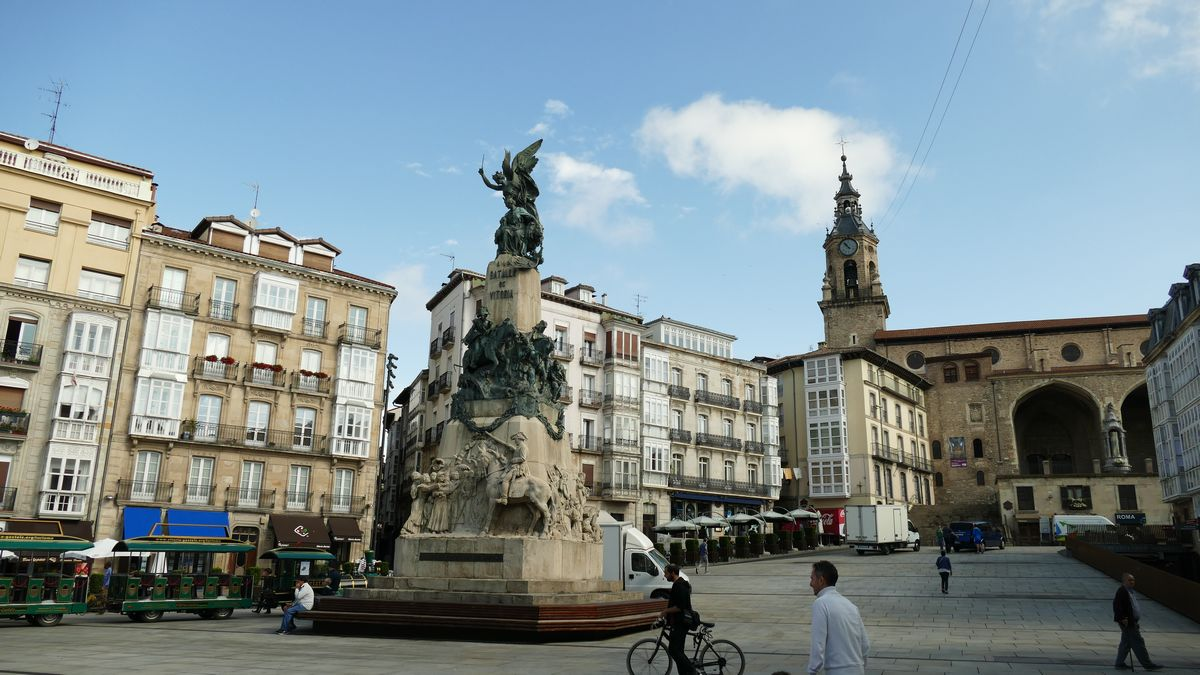 Vitoria Gasteiz - Alava - Pays Basque - Coupdecoeurbasque.fr