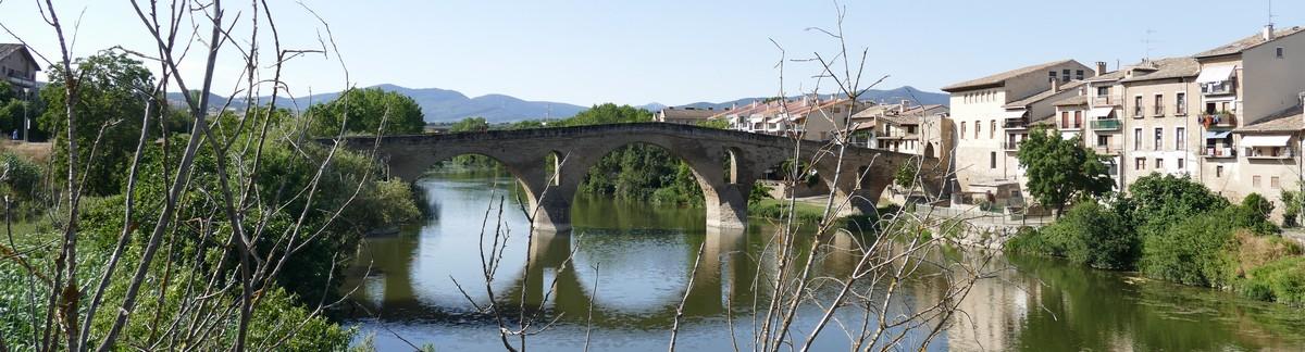 Puente la Reina - Navarre - Compostelle - Pays Basque - coupdecoeurbasque.fr