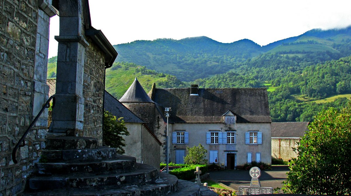 Aussurucq - Soule - Pays Basque - coupdecoeurbasque.fr
