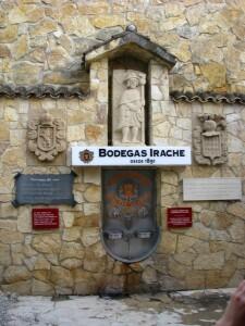 Irrache - Navarre - Pays Basque - coupdecoeurbasque.fr - Compostelle