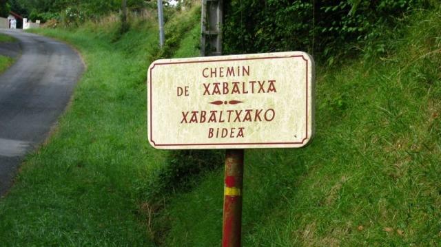Randonnée col de Pinodieta - Espelette