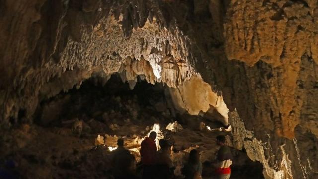 Grottes Urdax / Urdazubi
