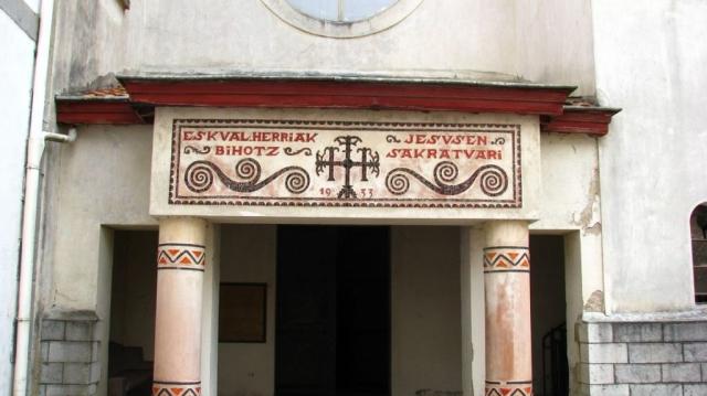 chapelle Sacré Coeur - Hasparren