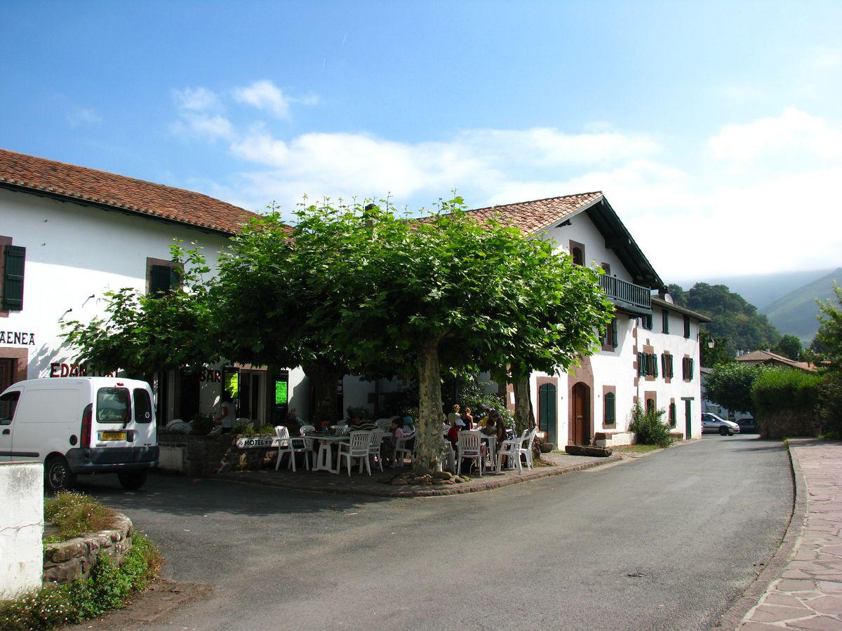 Bidarray - Basse Navarre - Coupdecoeurbasque.fr