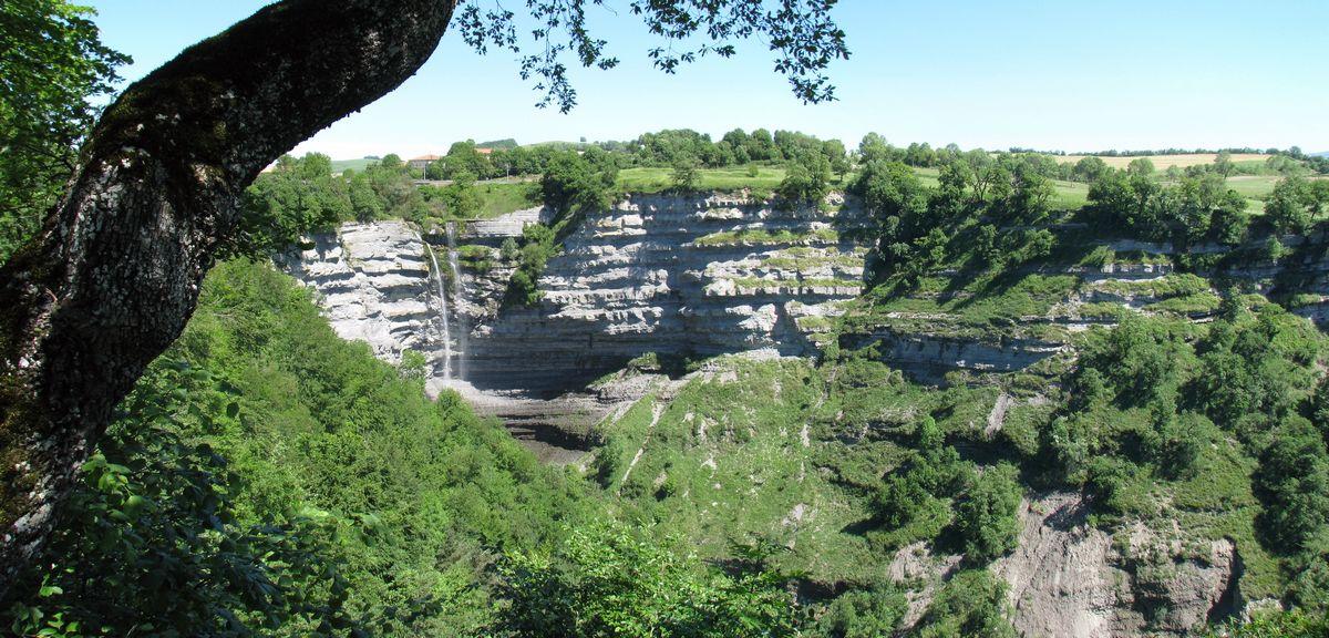 Cascade de Gujuli - Alava