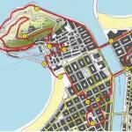Circuit visite Saint Sébastien
