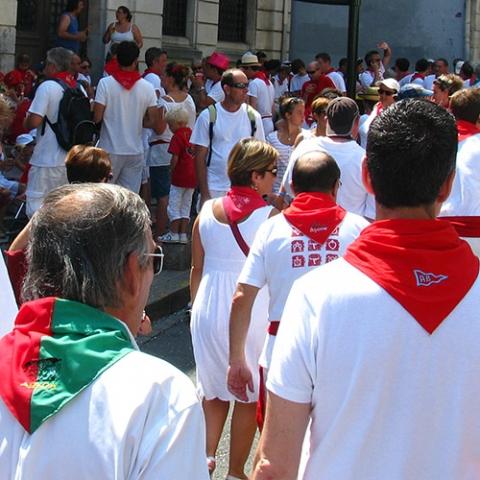 Les fêtes basques