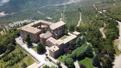 Monastère de Leyre - Navarre