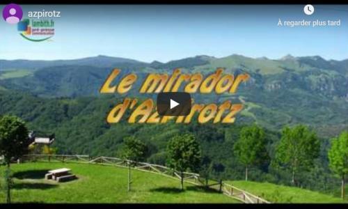 Le Mirador d'Azpirotz