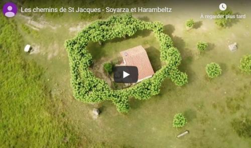 Les chapelles de Soyarza et d'Harambeltz