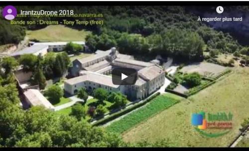 Le Monastère d'Irrantzu
