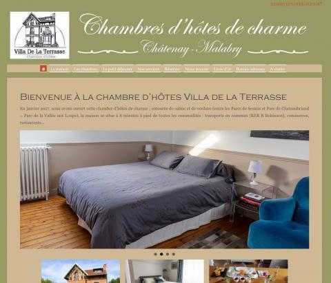 Chambre d'hôtes Villa de la terrasse (92)